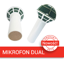 Mikrofon Dual